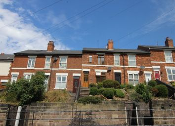 Thumbnail 3 bed terraced house for sale in Nottingham Road, Derby
