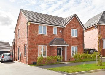 Thumbnail 4 bed detached house for sale in Underhill Way, Bishops Tachbrook, Leamington Spa