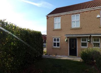 Thumbnail 2 bed semi-detached house for sale in Carlton Moor Crescent, Darlington, Co Durham