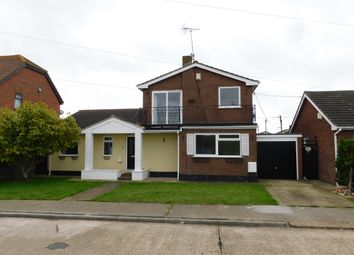 Thumbnail 5 bed detached house to rent in Kellington Road, Canvey Island