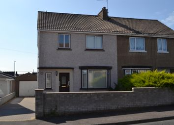 Thumbnail 3 bed semi-detached house for sale in 90 Sinclair Street, Stevenston