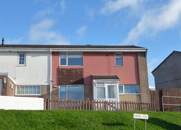 Thumbnail 3 bed end terrace house for sale in Gorwell Road, Barnstaple