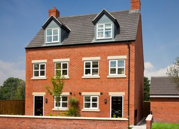 Thumbnail 3 bed terraced house for sale in Norman Road, Altrincham, Greater Manchester