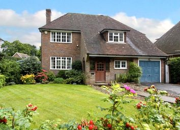 Thumbnail 3 bed detached house for sale in Water Lane, Storrington, Pulborough, West Sussex