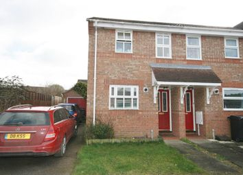 Thumbnail 2 bedroom end terrace house for sale in Campion Way, Attleborough