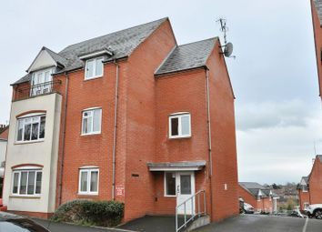Thumbnail 2 bedroom flat for sale in Wilmot House, Evesham