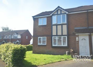 Thumbnail 1 bed maisonette to rent in Sorrel Drive, Walsall