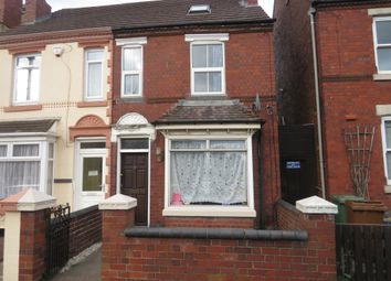 Thumbnail 3 bed end terrace house for sale in Brookland Road, Walsall Wood, Walsall