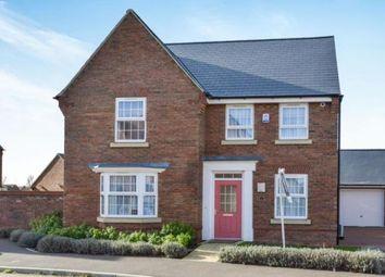 Thumbnail 4 bed link-detached house for sale in Illustrious, Brooklands, Milton Keynes