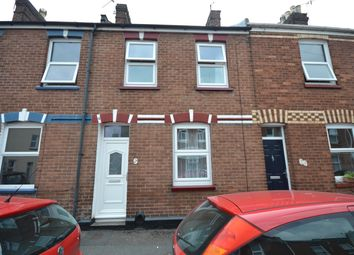 Thumbnail 2 bed terraced house to rent in Radford Road, St. Leonards, Exeter