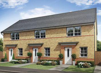 "Thumbnail 3 bedroom semi-detached house for sale in ""Barton"" at Heol Ty-Maen, Bridgend"