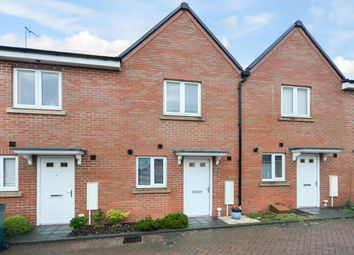 Thumbnail 2 bedroom terraced house for sale in Border Court, Stoke Village, Coventry