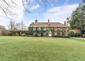 Thumbnail 7 bed detached house for sale in Church Road, Halstead, Sevenoaks