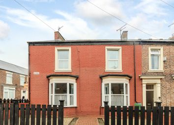 Thumbnail 6 bed end terrace house for sale in Western Hill, Sunderland