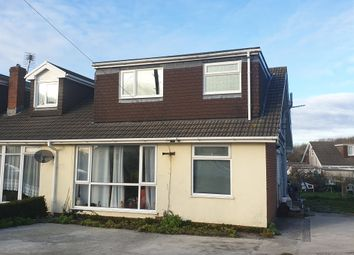 Thumbnail 4 bed semi-detached house for sale in Bredenbury Gardens, Porthcawl