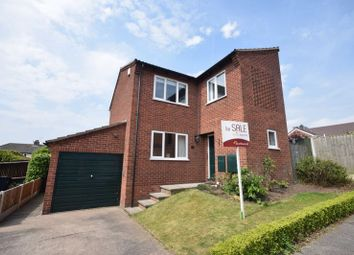 Thumbnail 3 bed detached house for sale in Church Mews, Spondon, Derby