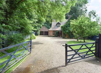 Thumbnail 4 bed detached house for sale in Park Lane, Horton, Berkshire
