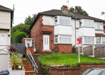 Thumbnail 2 bed semi-detached house to rent in Wingfield Crescent, Sheffield