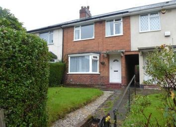 Thumbnail 3 bed terraced house to rent in Staple Hall Road, Northfield, Birmingham