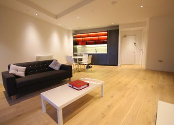 Thumbnail 2 bed flat for sale in Grantham House, Botanic Square, City Island