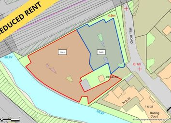 Plot B, Land On Mill Road, Ilford, Essex IG1. Commercial property to let