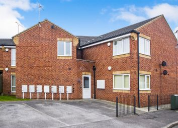 Thumbnail 1 bed flat for sale in Arundel Drive, Mansfield