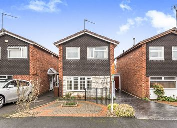 Thumbnail 3 bed detached house for sale in Glebelands, Stafford