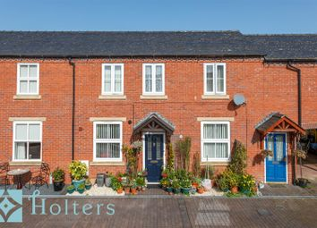Market Court, Market Street, Craven Arms SY7. 3 bed terraced house for sale