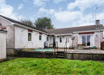 Thumbnail 3 bed detached bungalow for sale in Treverbyn Road, St. Austell