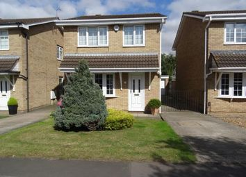 Thumbnail 3 bed detached house for sale in Eskdale Close, Yarm, Durham