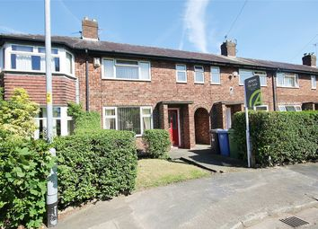 Thumbnail 3 bed terraced house for sale in Neville Avenue, Warrington
