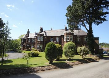 Thumbnail 2 bed flat for sale in Montgomery Hill, Caldy, Wirral