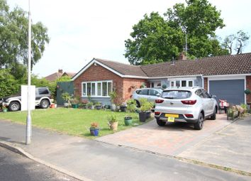 Thumbnail 3 bed detached bungalow for sale in Weavers Close, Colchester