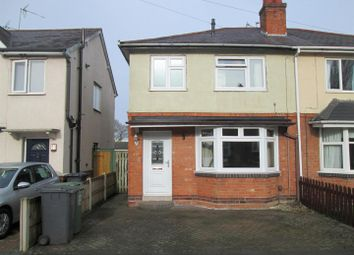 Thumbnail 3 bed semi-detached house for sale in Heathfield Road, Redditch