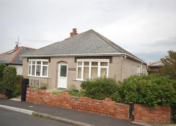 Thumbnail 4 bed detached bungalow for sale in Cliff Drive, Borth