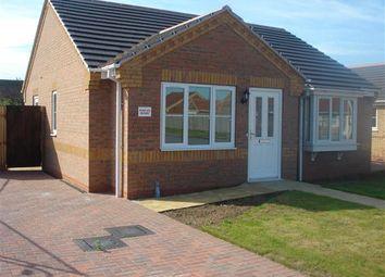 Thumbnail 2 bed detached bungalow to rent in Lancaster Drive, South Killingholme, Immingham
