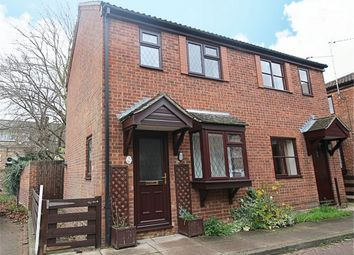 Thumbnail 1 bed semi-detached house for sale in Hildred Court, High Street, Ramsey, Huntingdon