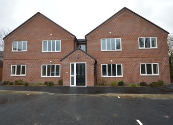 Thumbnail 1 bed flat to rent in Scout Close, Leicester