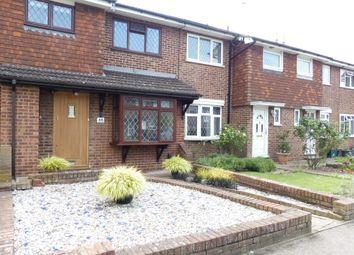 Thumbnail 3 bedroom terraced house for sale in Garner Drive, Broxbourne