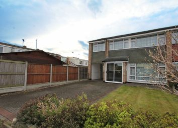 Thumbnail 5 bed semi-detached house for sale in Peach Avenue, Hockley, Essex