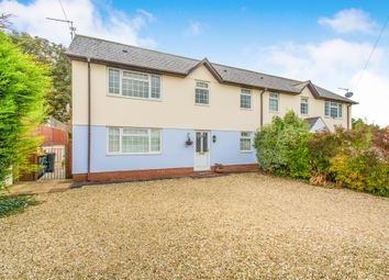 Thumbnail 4 bed semi-detached house for sale in Church Lane, Marshfield, Cardiff