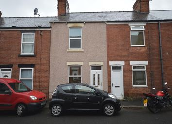 Thumbnail 2 bed terraced house to rent in Elton Street, Chesterfield