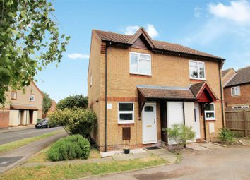 Thumbnail 2 bed semi-detached house for sale in Shaw Court, Aylesbury