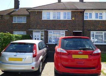 Thumbnail 2 bed terraced house for sale in Wetherby Road, Borehamwood