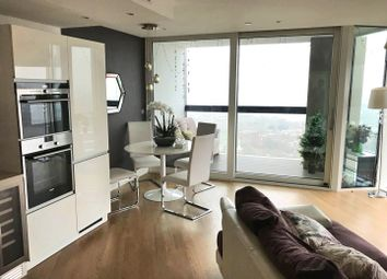 Thumbnail 2 bed flat to rent in 28 Surrey Quays Road, London