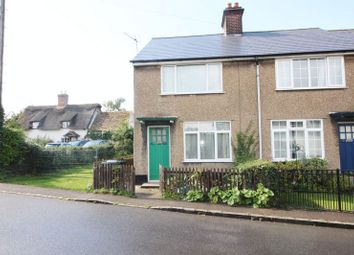 Thumbnail 2 bed semi-detached house to rent in High Street, Roxton, Bedford