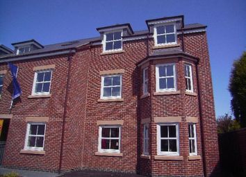 Thumbnail 2 bedroom flat to rent in St Peters Court, Riddings, Derbyshire