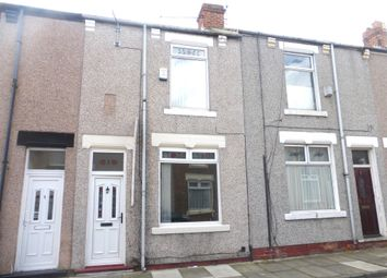 Thumbnail 2 bed terraced house for sale in Everett Street, Hartlepool