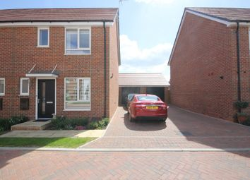Thumbnail 2 bed semi-detached house to rent in Bartone Place, Thame