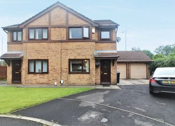 Thumbnail 3 bed semi-detached house for sale in Spinning Meadow, Bolton